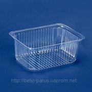 Контейнер пластиковый ПС-160 (мин.заказ 100шт) фото