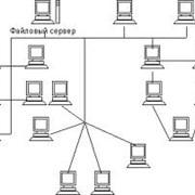 Проектирование и монтаж локальных вычислительных сетей фото