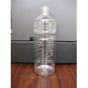 Бутылка ПЭТФ 1л с крышкой фото