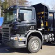 Scania P 380 CB6X4EHZ HYVA фото