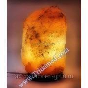 Соляная лампа фото