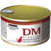 Лечебные консервы для кошек Purina Veterinary Diet DM Dietetic Management при сахарном диабете фото