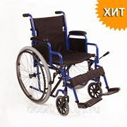 """Инвалидная коляска универсальная для дома и улицы H035 ТМ """"Армед"""" фото"""