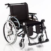 """Коляска инвалидная для полных людей """"ОТТО БОК"""" (Германия) Старт XXL фото"""