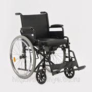Кресло инвалидное с туалетом «АРМЕД» Н011А фото