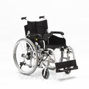Облегченное кресло-коляска с электроприводом для инвалидов FS108LA фото