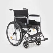 Кресла-коляски для инвалидов H 007 (17, 18, 19 дюймов)