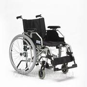 """Кресло-коляска для инвалидов с регулируемой высотой подлокотников """"Armed"""" FS959LQ фото"""