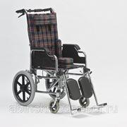 Кресло-каталка для инвалидов Armed FS212BCEG фото