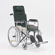 Кресло-коляска для инвалидов Н 009 с откидной спинкой фото