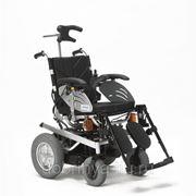 """Электрическая инвалидная коляска с регулировкой угла наклона спинки FS123GC """"Армед"""" фото"""
