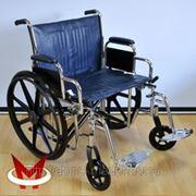 Инвалидная коляска повышенной грузоподъемности LK 6118-56A фото