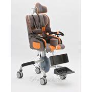 Коляска инвалидная домашняя Mitico для детей ДЦП фото