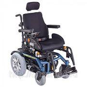 Кресло-коляска инвалидная электрическая повышенной грузоподъемности CYRIUS фото