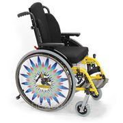 Лёгкая детская инвалидная коляска NIKOL 1 фото