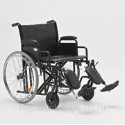 Кресло-коляска для полных людей H 002 фото