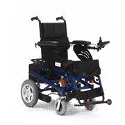 Электрическая инвалидная коляска с вертикализатором FS129 фото