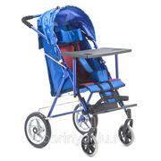 Кресло-коляска инвалидная для детей с ДЦП H031 фото