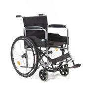 Инвалидная коляска складная для дома и улицы H007 фото