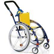 Детская инвалидная коляска Германия Модель 1.123 Brix Meyra фото