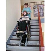 Гусеничный лестничный подъемник для инвалидов Climber 1 фото