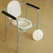 """Стул -туалет для инвалидов Модель """"Шанс СТ 2.2.0.ВЗ"""" (Украина) фото"""
