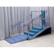 Динамический тренажер лестница-брусья DST 8000 (DPE medical equipment Ltd, Израиль) фото