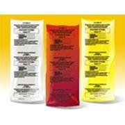 Пакеты полиэтиленовые (мешки) для утилизации медицинских отходов фото