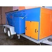 Снегоплавильная установка СПУ-3 (до 10 м.куб./час)