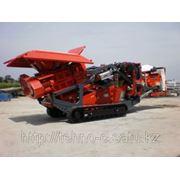 Оборудование для переработки строительных отходов, ТБО, измельчения древесины фото