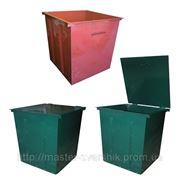 Мусорные баки, контейнеры для ТБО