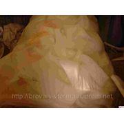 Продаю сортированные отходы ТЕКСТИЛИ (поролона, сингапона) 130 тонн. фото