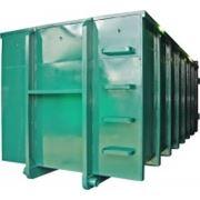 Контейнер для крупногабаритных бытовых отходов, тросовой 16-40 м.куб.