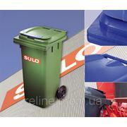Пластиковый контейнер для мусора MGB120 фото