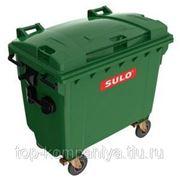 Мусорный контейнер TARA MGBS 660 л фото