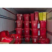 Утилизация медицинских отходов группы А фото