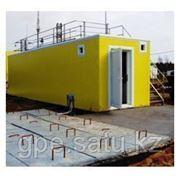 Водоочистные сооружения в Казахстане фото