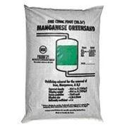 Фильтрующий материал Manganese Greensand (Гринсанд) фото