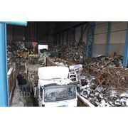 Вывоз металлолома в Подольске. Демонтаж металлолома в Подольске. фото