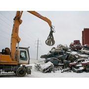 Вывоз металлолома в Королеве. Демонтаж металлолома в Королеве. фото