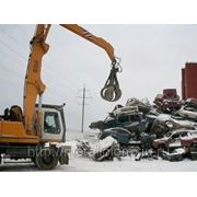 Сдать металлолом в Серпухове. Вывоз металлолома в Серпухове. Демонтаж металлолома в Серпухове. фото