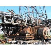 Сдать металлолом в Егорьевске. Вывоз металлолома в Егорьевске. Демонтаж металлолома в Егорьевске. фото