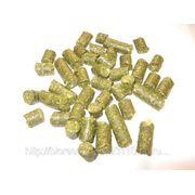Мука витаминно-травяная в гранулах фото