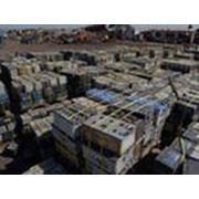 Скупка щелочных и никелесодержащих тяговые аккумуляторов б/у Киев, сдать акб б/у, самовывоз фото