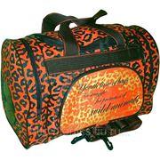 7443-ДС-152 Дорожно-спортивная сумка фото