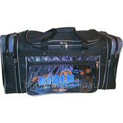 7617-Д-270Р/10 L Дорожно-спортивная сумка (раздвижка в стороны) фото