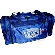 7545-Д-29Р/10 Дорожно-спортивная сумка (раздвижка в стороны) фото
