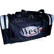 7550-Д-29РCB/10 Дорожно-спортивная сумка (раздвижка в стороны) фото