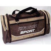 7544-Д-32РСВМ/10 Дорожно-спортивная сумка (РАЗДВИЖКА В СТОРОНЫ, ЖАТКА) фото