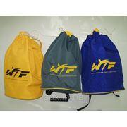 Сумка торбочка TAEKWONDO WTF фото